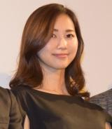 映画『GRAY ZONE』の初日舞台あいさつに出席した市山京香 (C)ORICON NewS inc.