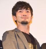 映画『GRAY ZONE』の初日舞台あいさつに出席した聡太郎 (C)ORICON NewS inc.