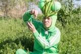 カマキリ先生再び! Eテレ『香川照之の昆虫すごいぜ!〜2時間目 モンシロチョウ〜』5月5日に放送決定(C)NHK