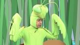 昨年10月に放送され、大反響だった『香川照之の昆虫すごいぜ!』より(C)NHK
