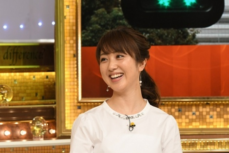TBS系バラエティー番組『この差ってなんですか』の新MCに決定した川田裕美アナ(C)TBS