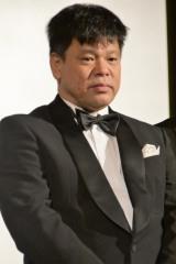『Jimmy〜アホみたいなホンマの話〜』舞台あいさつに登壇したジミー大西 (C)ORICON NewS inc.