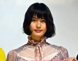 映画『PARKS パークス』初日舞台あいさつに登壇した橋本愛 (C)ORICON NewS inc.