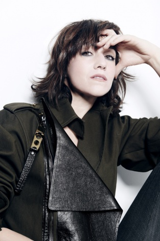 NARS JAPAN「CHARLOTTE GAINSBOURG FOR NARS COLLECTION」キャンペーン・ビジュアル