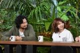 (左から)青木崇高、YOU(C)関西テレビ