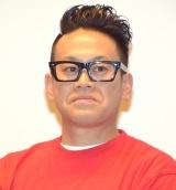 『HITOSHI MATSUMOTO Presents ドキュメンタル』のシーズン2の完成披露試写会に参加した宮川大輔 (C)ORICON NewS inc.