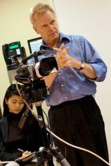『銀座九劇アカデミア』にて今秋よりロン・バラス氏が本格的演技ワークショップを実施