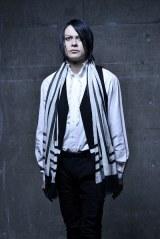 氣志團の結成20周年記念アルバム『万謡集』に楽曲提供する櫻井敦司(BACK-TICK)