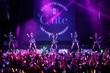 6月12日に解散を発表している℃-uteのメキシコ公演の模様