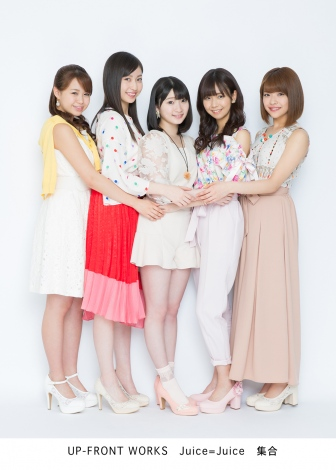 "℃-uteから""バトン""を受け継ぐJuice=Juice(C)UP-FRONT PROMOTION"
