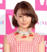 『ViVi Night in TOKYO〜EASTER PARTY〜』に参加するトリンドル玲奈 (C)ORICON NewS inc.