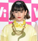『ViVi Night in TOKYO〜EASTER PARTY〜』に参加するemma (C)ORICON NewS inc.