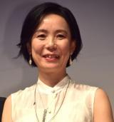 映画『光』完成披露試写会に参加した河�P直美監督 (C)ORICON NewS inc.