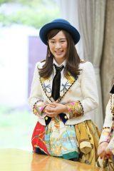 SKE48キャプテンの斉藤真木子(C)AKS