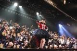「シュートサイン」=卒業公演を行ったAKB48・小嶋陽菜(C)AKS