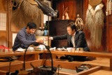 5月5日、BSジャパンで放送『北アルプス 山岳救助隊 紫門一鬼(11)谷川岳〜白馬岳〜常念岳謎の殺人メッセージ』より。(左から)高嶋政宏、 渡瀬恒彦