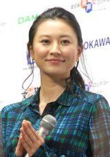 40代一般男性との結婚を発表した女優の菊川怜 (C)ORICON NewS inc.
