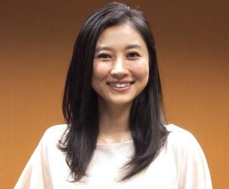 サムネイル 40代一般男性との結婚を発表した女優の菊川怜 (C)ORICON NewS inc.