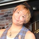 楽しんご=abe gakkのメジャーデビュー記念ライブ前イベント (C)ORICON NewS inc.