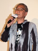 映画『無限の住人』初日舞台あいさつに登壇した三池崇史監督 (C)ORICON NewS inc.