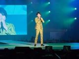 西浦秀樹が『札幌コレクション2017』で3曲を熱唱