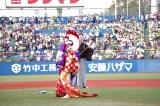 『東京ヤクルトスワローズVS読売ジャイアンツ』戦オープニングセレモニーの模様