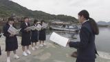 5月5日放送、NHK総合『Nコン×AKB48〜合唱に胸キュン!〜』広島県・江田島市立三高中学校の合唱練習