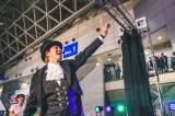 フィットネスの振り付け・アレンジ・監修を手がけるたかはしごう氏 Photo by 粂井健太