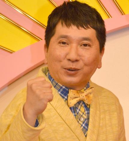 TBS系バラエティー番組『オー!!マイ神様』の収録後、囲み取材に出席した田中裕二 (C)ORICON NewS inc.