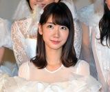 AKB48の48thシングル「願いごとの持ち腐れ」のミュージックビデオ先行上映会に出席した柏木由紀 (C)ORICON NewS inc.