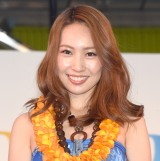 『お台場ハワイ・フェスティバル2017』アンバサダー任命式に出席した増田有華 (C)ORICON NewS inc.