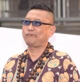 『お台場ハワイ・フェスティバル2017』アンバサダー任命式に出席したブラザートム (C)ORICON NewS inc.