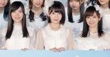 AKB48選抜総選挙について語った(左から)松井珠理奈、宮脇咲良、山本彩
