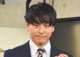 ドラマの裏話を明かした山下健二郎 (C)ORICON NewS inc.