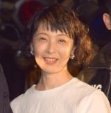 上映時間4時間5分の映画『いぬむこいり』に主演する有森也実 (C)ORICON NewS inc.