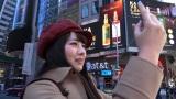 インスタグラムで人気のトラベルライター・田島知華さん。5月2日放送、関西テレビ・フジテレビ系『7RULES』が密着(C)関西テレビ