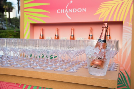 「CHANDON PASSION presents TROPICAL DISCO」が開催