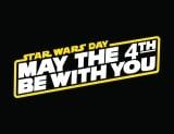 毎年5月4日は「スター・ウォーズの日」