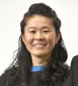 映画『3月のライオン』トークショー付き上映会に出席した澤穂希さん (C)ORICON NewS inc.