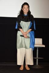 映画『3月のライオン』トークショー付き上映会に出席した澤穂希さん