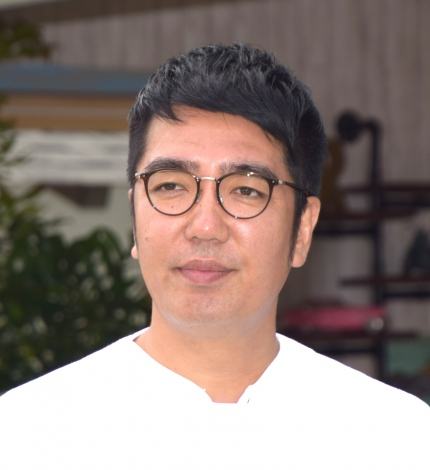 『おぎやはぎの愛車遍歴フェスティバル2017』を開催した小木博明 (C)ORICON NewS inc.