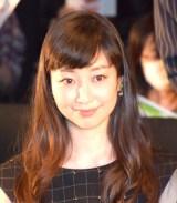 映画『ラストコップ THE MOVIE』の初日舞台あいさつに参加した黒川智花 (C)ORICON NewS inc.