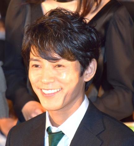 映画『ラストコップ THE MOVIE』の初日舞台あいさつに参加した藤木直人 (C)ORICON NewS inc.