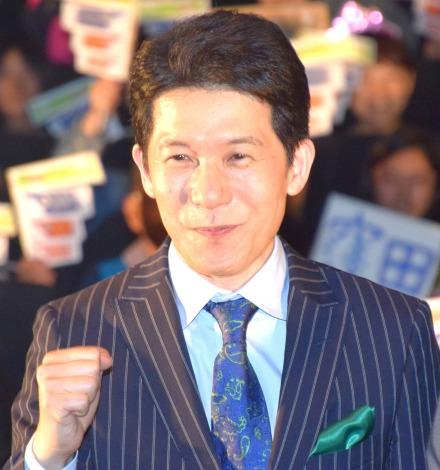 映画『ラストコップ THE MOVIE』の初日舞台あいさつに参加した宮川一朗太 (C)ORICON NewS inc.