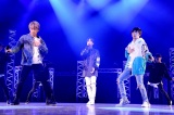 『RISINGPRODUCTION MENS 〜5月の風〜』に出演したw-inds.