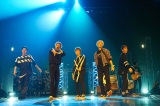 『RISINGPRODUCTION MENS 〜5月の風〜』に出演したBuZZ