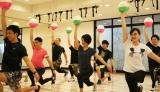 海外で人気の「FLUI BALL」を使ったワークアウト「SHAKE BALL CORE」