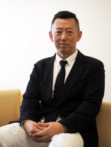 NHKのドラマ『4号警備』で警備に関する考証(監修)を担当したセキュリティコンサルティングの専門家・木本亮氏 (C)ORICON NewS inc.