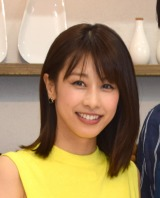 『谷原章介の25時ごはん』でTBSに初出演した加藤綾子 (C)ORICON NewS inc.