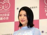 2017年度「看護の日・看護週間」PR大使に就任した川島海荷 (C)ORICON NewS inc.